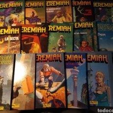 Cómics: JEREMIAH. 16 TOMOS COLECCIÓN COMPLETA DE EDICIONES JUNIOR, GRIJALBO. HERMANN. Lote 190498086