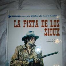 Comics : BLUEBERRY LA PISTA DE LOS SIOUX 5 BUEN ESTADO. Lote 190568115