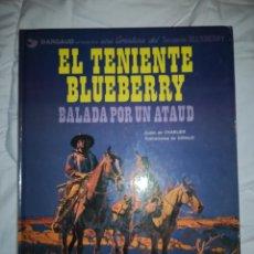 Cómics: BLUEBERRY BALADA POR UN ATAUD 9. Lote 190568151