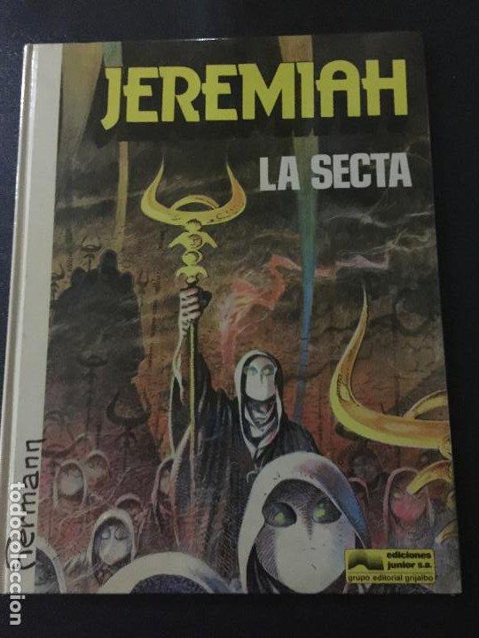 GRIJALBO JEREMIAH NUMERO 6 BUEN ESTADO (Tebeos y Comics - Grijalbo - Jeremiah)
