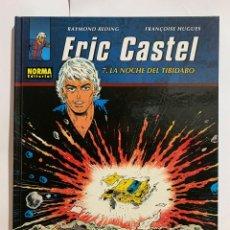 Cómics: ERIC CASTEL - 7 - LA NOCHE DEL TIBIDABO. Lote 190607457