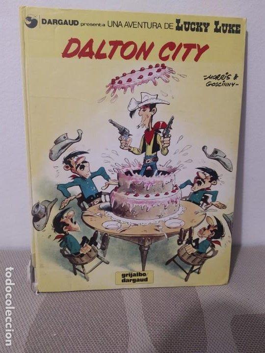 LUCKY LUKE. Nº 29. DALTON CITY. GRIJALBO. 1985. (Tebeos y Comics - Grijalbo - Lucky Luke)