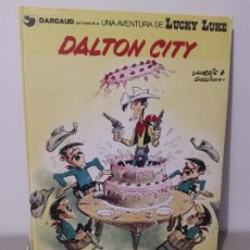 Cómics: LUCKY LUKE. Nº 29. DALTON CITY. GRIJALBO. 1985.. Lote 190607941