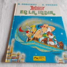 Cómics: ASTERIX EN LA INDIA. Lote 190767660