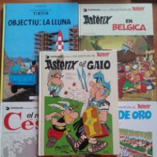 Cómics: ASTERIX : CINCO TÍTULOS / ASTERIX //. Lote 190793081