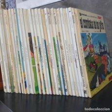 Cómics: LOTE DE 28 LIBROS DE ASTERIX, SE VENDE JUNTOS. Lote 190870240