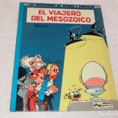 Cómics: LAS AVENTURAS DE SPIROU N. 11 . EL VIAJERO DEL MESOZOICO.. Lote 190908628