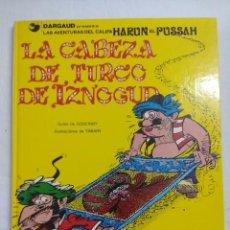 Cómics: LA CABEZA DE TURCO DE IZNOGUD/Nº6 BRUGUERA.. Lote 191205255