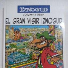 Cómics: EL GRAN VISIR IZNOGUD/Nº1 PLANETA.. Lote 191205516