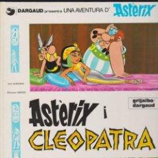 Cómics: ASTÈRIX I CLEOPATRA --- LA MÉS GRAN AVENTURA MAI DIBUIXADA. Lote 191334657