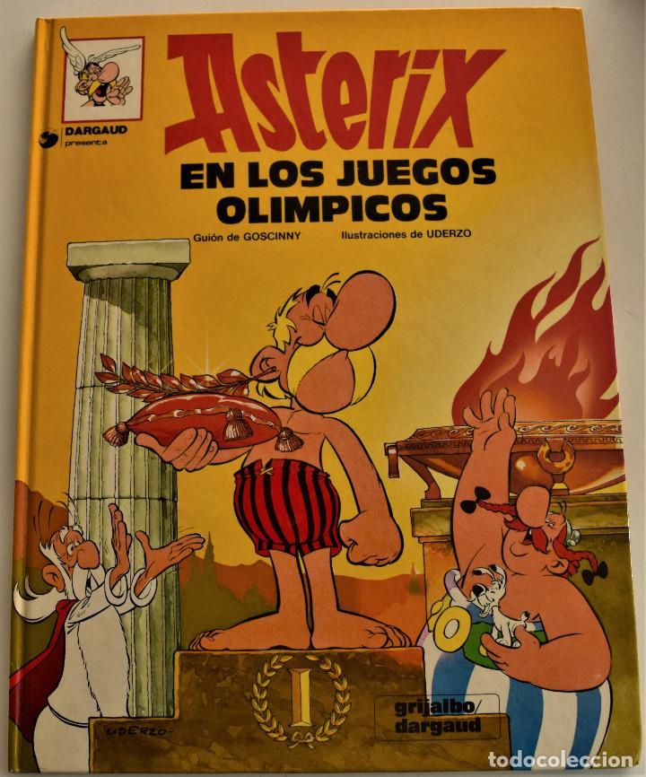 Cómics: ASTERIX Nº 5, 8,19, 22, 25, 27 Y 29 -GUION DE GOSCINNY, ILUSTRACIÓN DE UDERZO - Foto 2 - 191347585