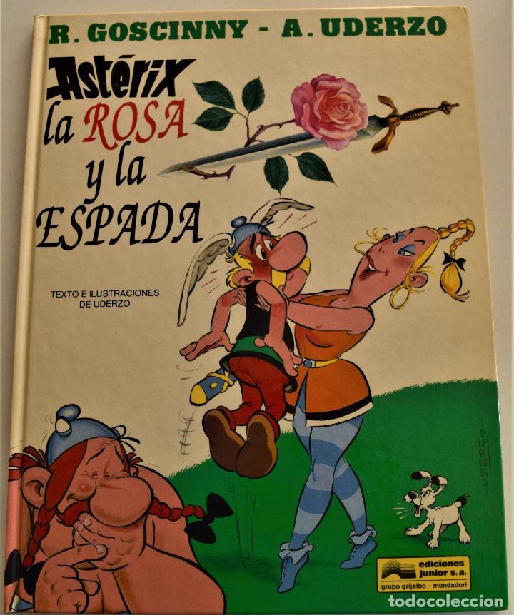 Cómics: ASTERIX Nº 5, 8,19, 22, 25, 27 Y 29 -GUION DE GOSCINNY, ILUSTRACIÓN DE UDERZO - Foto 3 - 191347585