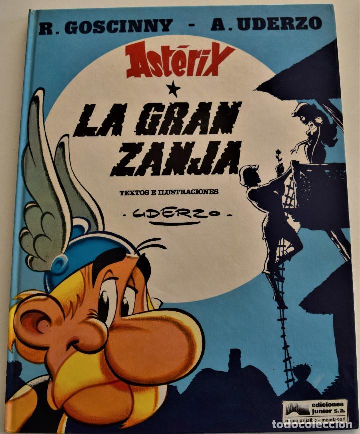 Cómics: ASTERIX Nº 5, 8,19, 22, 25, 27 Y 29 -GUION DE GOSCINNY, ILUSTRACIÓN DE UDERZO - Foto 5 - 191347585