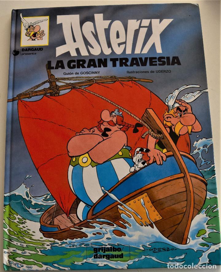 Cómics: ASTERIX Nº 5, 8,19, 22, 25, 27 Y 29 -GUION DE GOSCINNY, ILUSTRACIÓN DE UDERZO - Foto 6 - 191347585