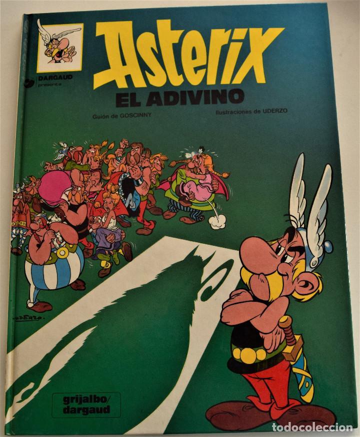 Cómics: ASTERIX Nº 5, 8,19, 22, 25, 27 Y 29 -GUION DE GOSCINNY, ILUSTRACIÓN DE UDERZO - Foto 7 - 191347585
