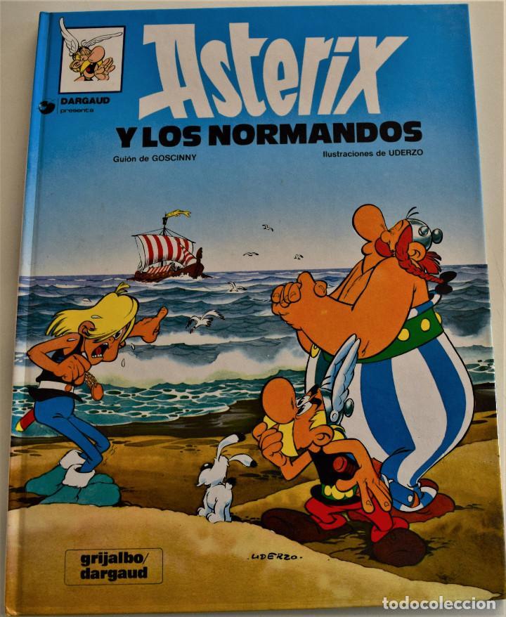 Cómics: ASTERIX Nº 5, 8,19, 22, 25, 27 Y 29 -GUION DE GOSCINNY, ILUSTRACIÓN DE UDERZO - Foto 8 - 191347585