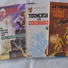 Cómics: BERNARD PRINCE Nº 1, 2, 3, 8, 10 Y 11- HERMANN& GREG - EDICIONES JUNIOR - GRUPO GRIJALBO/ MONDADORI. Lote 191350983