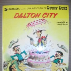 Cómics: LUCKY LUKE DALTON CITY 29. Lote 191379768
