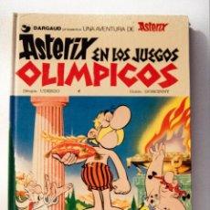 Cómics: ASTERIX EN LOS JUEGOS OLÍMPICOS, EDICIONES JUNIOR GRIJALBO,1977 . Lote 191417236