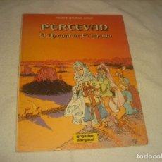 Cómics: PERCEVAN N. 5. EL ARENAL DE EL JEPADA.. Lote 191439716
