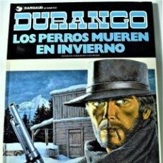 Fumetti: DURANGO Nº 1, 5, 6 Y 7 - POR YVES SWOLFS - GRUPO GRIJALBO/ DARGAUD - TAPA DURA. Lote 191591686