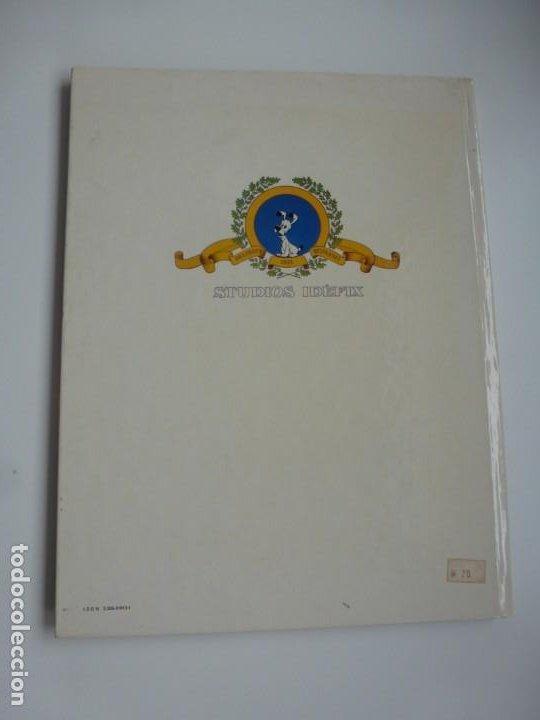 Cómics: ASTERIX. LES 12 TRAVAUX DÁSTERIX. TAPAS DURAS. PRIMERA EDICIÓN 1976. COLECCIONISTAS. IMPECABLE - Foto 2 - 191667132