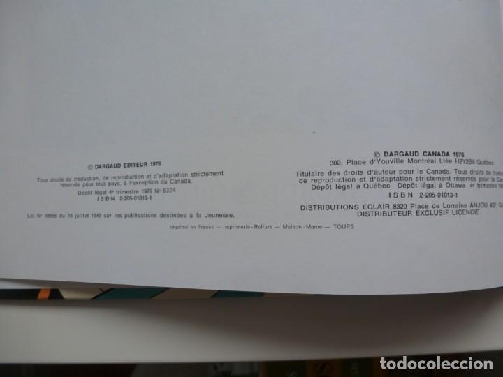 Cómics: ASTERIX. LES 12 TRAVAUX DÁSTERIX. TAPAS DURAS. PRIMERA EDICIÓN 1976. COLECCIONISTAS. IMPECABLE - Foto 4 - 191667132