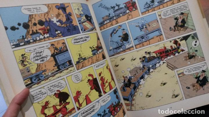 Cómics: NITROGLICERINA. LUCKY LUKE. MORRIS & LO HARTOG VAN BANDA. GRIJALBO 1987. - Foto 4 - 191709302