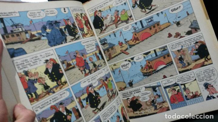 Cómics: NITROGLICERINA. LUCKY LUKE. MORRIS & LO HARTOG VAN BANDA. GRIJALBO 1987. - Foto 6 - 191709302