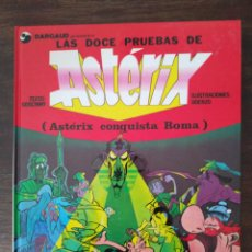 Cómics: CÓMIC TEBEO LAS DICE PRUEBAS DE ASTÉRIX 1987. Lote 191743426