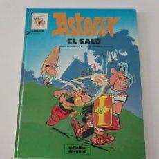 Cómics: ASTÉRIX EL GALO NÚMERO 1 GRIJALBO/DARGAUD 1990. Lote 191787597