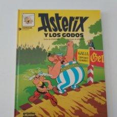 Cómics: ASTÉRIX Y LOS GODOS NÚMERO 2 GRIJALBO/DARGAUD 1990. Lote 191788477