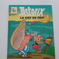 Cómics: ASTÉRIX LA HOZ DE ORO NÚMERO 3 GRIJALBO/DARGAUD 1990. Lote 191789106