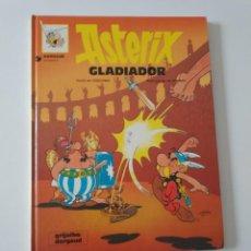 Cómics: ASTÉRIX GLADIADOR NÚMERO 4 GRIJALBO/DARGAUD 1990. Lote 191793160