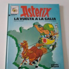 Cómics: ASTÉRIX LA VUELTA A LA GALIA NÚMERO 6 GRIJALBO/DARGAUD 1989. Lote 191793880