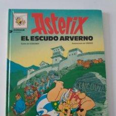 Cómics: ASTÉRIX EL ESCUDO ARVERNO NÚMERO 11 GRIJALBO/DARGAUD 1991. Lote 191795023