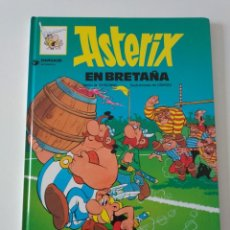 Cómics: ASTÉRIX EN BRETAÑA NÚMERO 12 GRIJALBO/DARGAUD 1991. Lote 191795395