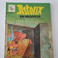 Cómics: ASTÉRIX EN HELVECIA NÚMERO 16 GRIJALBO/DARGAUD 1990. Lote 191796442
