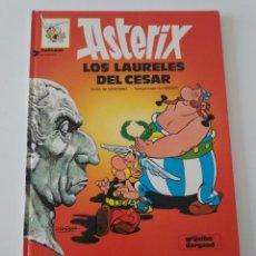 Cómics: ASTÉRIX LOS LAURELES DEL CÉSAR NÚMERO 18 GRIJALBO/DARGAUD 1989. Lote 191797713