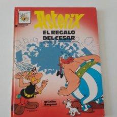 Cómics: ASTÉRIX EL REGALO DEL CÉSAR NÚMERO 21GRIJALBO/DARGAUD 1989. Lote 191798753