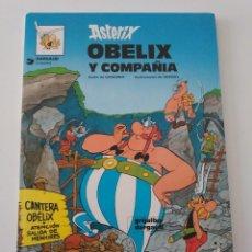 Cómics: ASTÉRIX OBÉLIX Y COMPAÑÍA NÚMERO 23 GRIJALBO/DARGAUD 1990. Lote 191799555