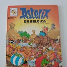 Cómics: ASTÉRIX EN BÉLGICA NÚMERO 24 GRIJALBO/DARGAUD 1990. Lote 191800088