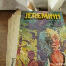 Cómics: 8 TOMOS DE JEREMIAH. GRIJALBO. Lote 191982197