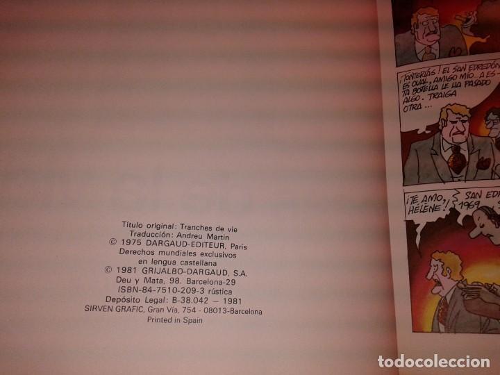 Cómics: COSAS DE LA VIDA 1. LAUZIER - Foto 2 - 192188932