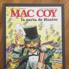 Cómics: MAC COY - LA CARTA DE HUALCO - GRIJALBO / DARGAUD - TAPA DURA - MUY BUEN ESTADO - GCH1. Lote 192228576