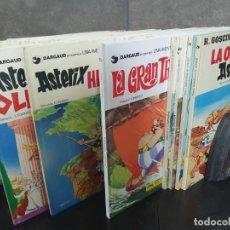 Cómics: COLECCION DE ASTERIX CON 26 LIBROS. COMICS. TEBEOS. GOSCINNY/ UDERZO.. Lote 192324088