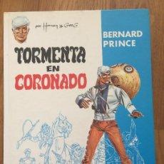 Cómics: BERNARD PRINCE - 2. TORMENTA EN CORONADO - HERMANN & GREG - JUNIOR / GRIJALBO - TAPA DURA - GCH1. Lote 192332626