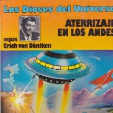 Cómics: COMIC COLECCION LOS DIOSES DEL UNIVERSO Nº 1. Lote 192438251