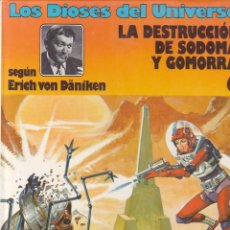 Cómics: COMIC COLECCION LOS DIOSES DEL UNIVERSO Nº 6. Lote 192438353