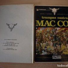 Cómics: TRAMPAS CONTRA MAC COY - NÚMERO 3 - TAPA DURA - EDICIONES JUNIOR. Lote 192667328
